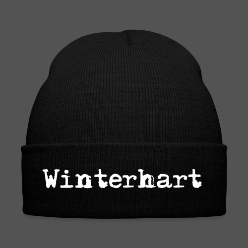 Männer Retoshorts Winterhart - Wintermütze