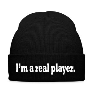 PLAYER - Winter Hat
