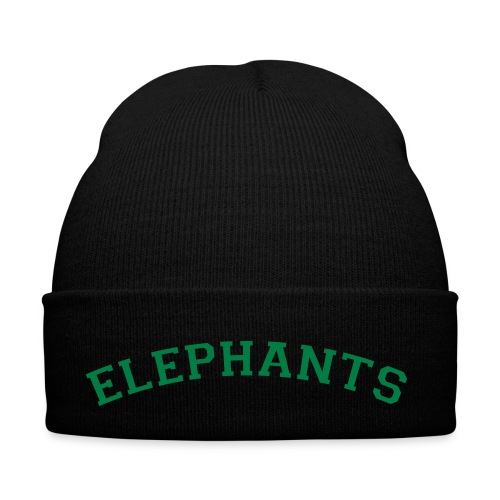 Elephantstexte - Bonnet d'hiver