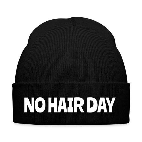 No hair day