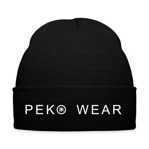 peko wear line - Winter Hat