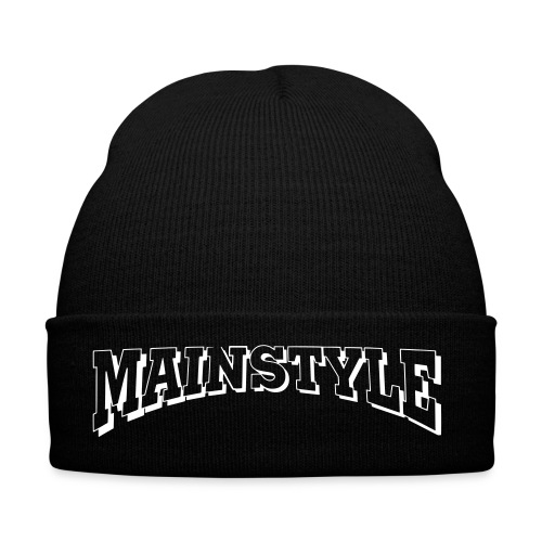 Mainstyle Graffiti Style - Wintermütze