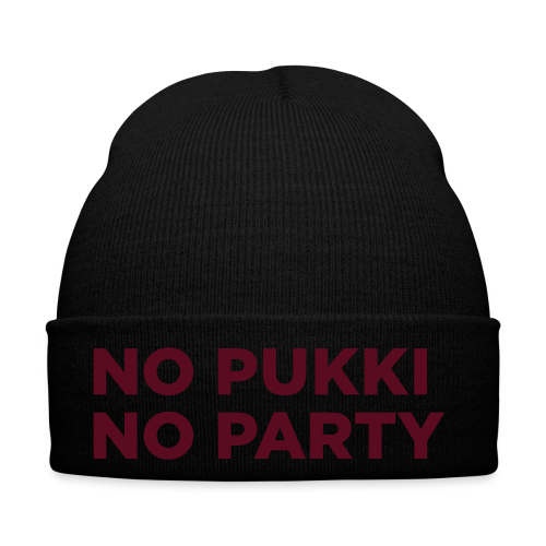 No Pukki, no party - Pipo