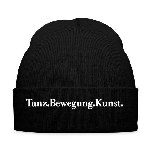 tanz bewegung kunst svg - Wintermütze