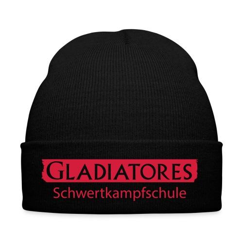 Cap_Banner_Schriftzug - Wintermütze
