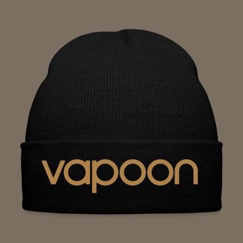 Vapoon Logo simpel 01 - Wintermütze