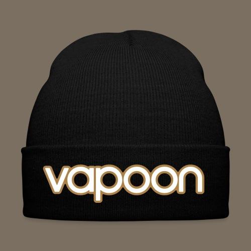Vapoon Logo simpel 2 Farb - Wintermütze