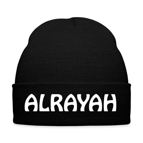 Alrayah - Winter Hat