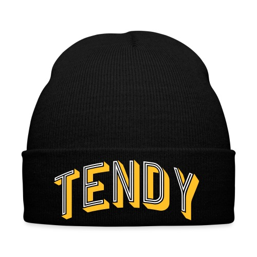 Hockey Goaltender - Tendy - Winter Hat
