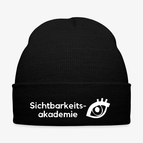 Logo Auge SBA - Wintermütze