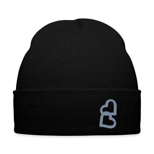 Due cuori uniti ca27 - Cappellino invernale