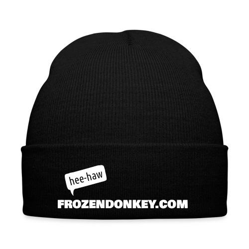 FrozenDonkey Back hee-haw - Wintermütze