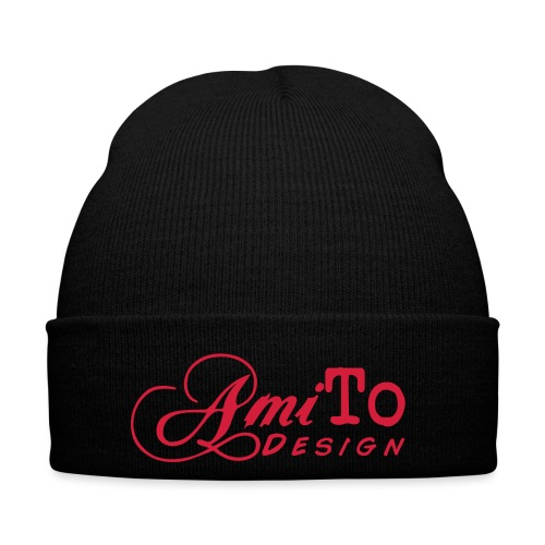 amitodesign shirt3 - Winter Hat