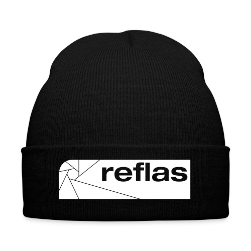 Reflas Clothing Black/Gray - Cappellino invernale