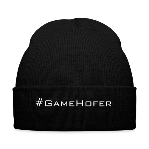 GameHofer T-Shirt - Winter Hat