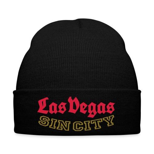 LAS VEGAS SIN CITY - Winter Hat