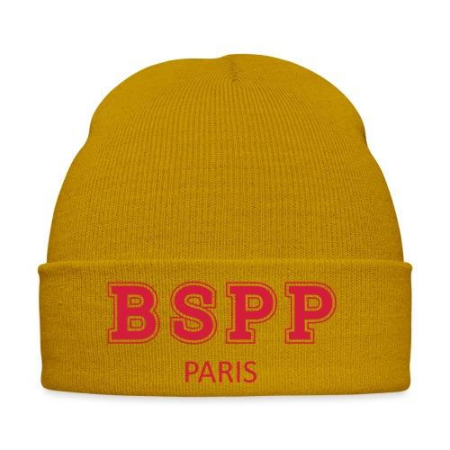 bspp1b - Bonnet d'hiver