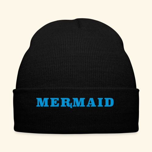 Mermaid logo - Vintermössa