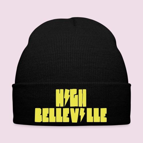 HIGH BELLEVILLE - Bonnet d'hiver