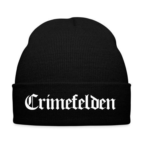 crimefeldengrafik - Wintermütze