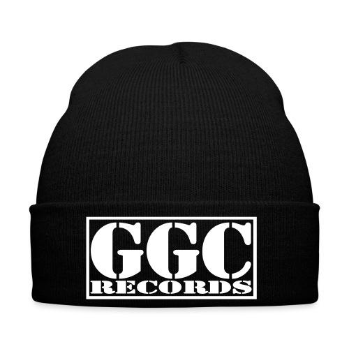 GGC-Records Label-Stempel - Wintermütze