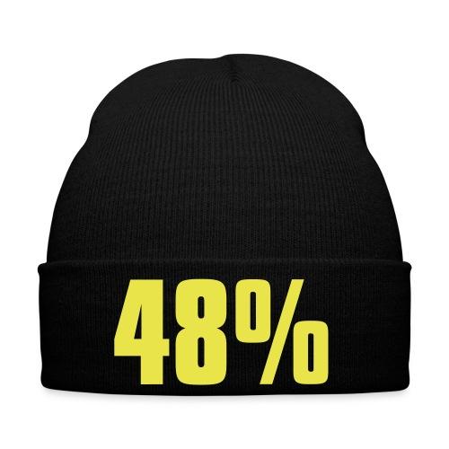 48% - Winter Hat