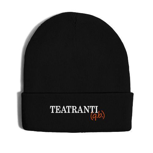 Logo 2 colori - Cappellino invernale