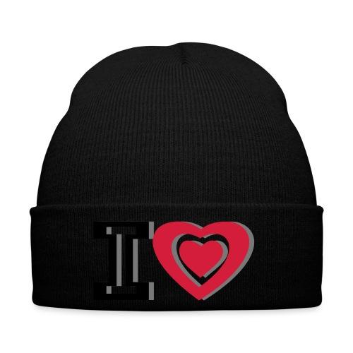 I LOVE I HEART - Winter Hat