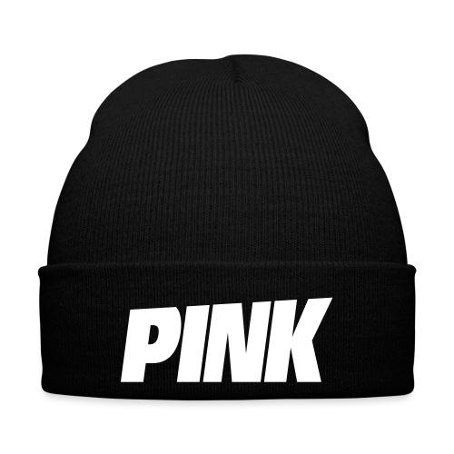 PINK_NEW - Wintermütze