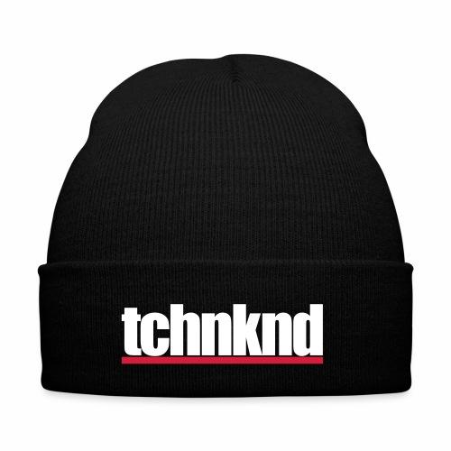 tchnknd minimal Technokind hard Rave Festivals DJs - Wintermütze