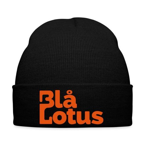 Blå Lotus_logo - Vintermössa