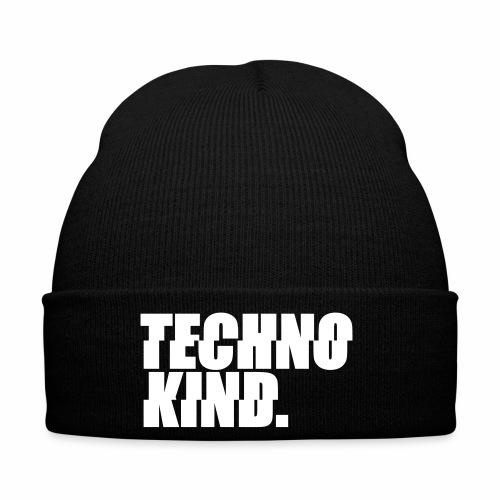 Techno Kind Rave Kultur Berlin Vinyl Progressive - Wintermütze
