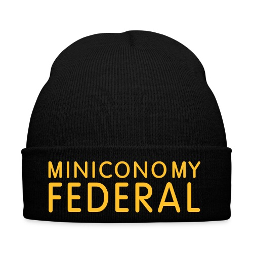 Miniconomy Federal - Winter Hat