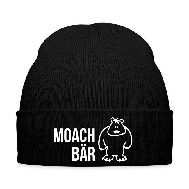 Vorschau: Moachbär - Wintermütze