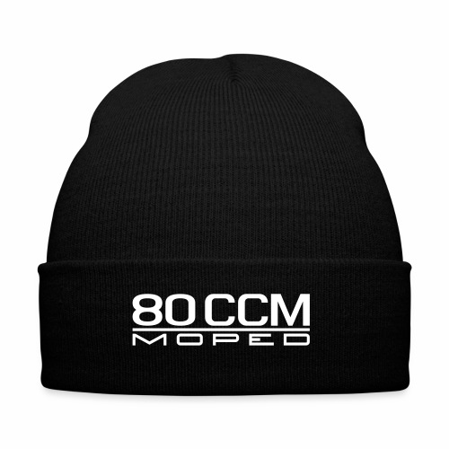 80 ccm Moped Emblem - Winter Hat