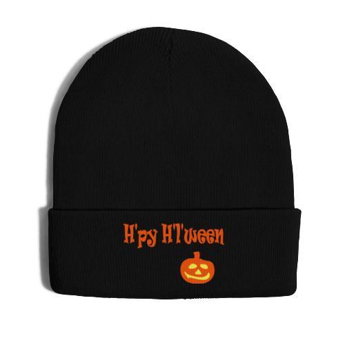 Happy Halloween - Wintermütze