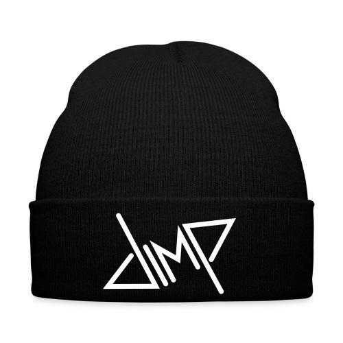 dimp Logo white - Wintermütze