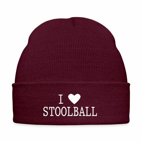 I Love Stoolball - Winter Hat