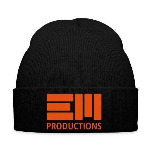 EM Productions Logo 2016 - Wintermütze