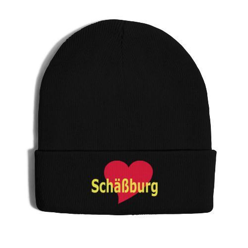 Herz Schäßburg Sighișoara Segesvár Siebenbürgen - Wintermütze