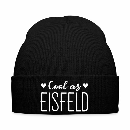 COOL AS EISFELD - Wintermütze