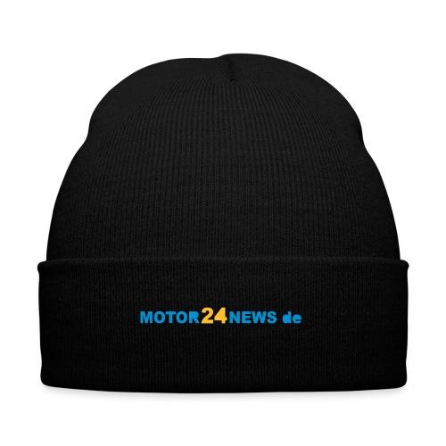 Motor24news-schrift - Wintermütze