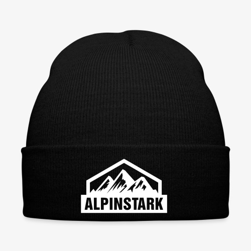 Alpinstark Half Logo klei - Wintermütze