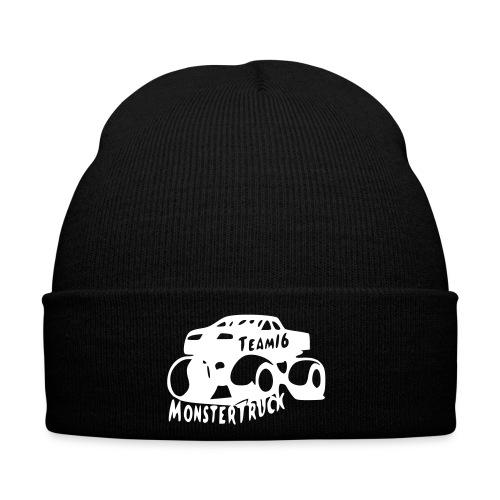 logo noir petit - Bonnet d'hiver