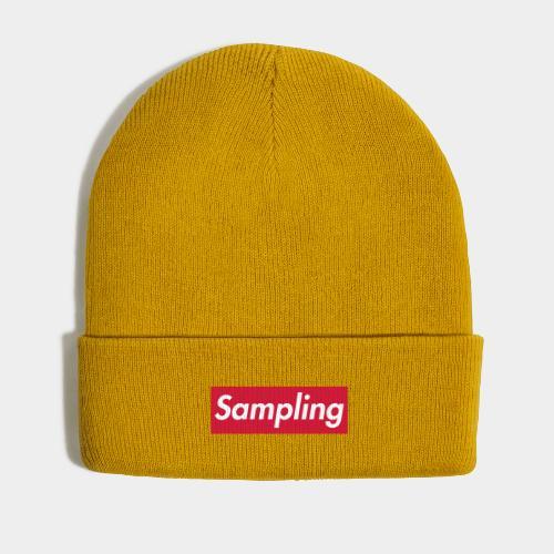 Sampling - Wintermütze