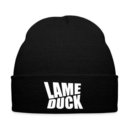 ld white - Winter Hat