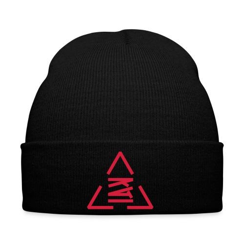 Smu Triangle Logo - Wintermütze