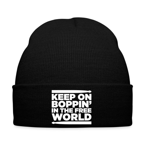 Keep on Boppin' - Winter Hat