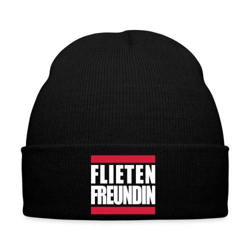Flietenfreundin - Wintermütze