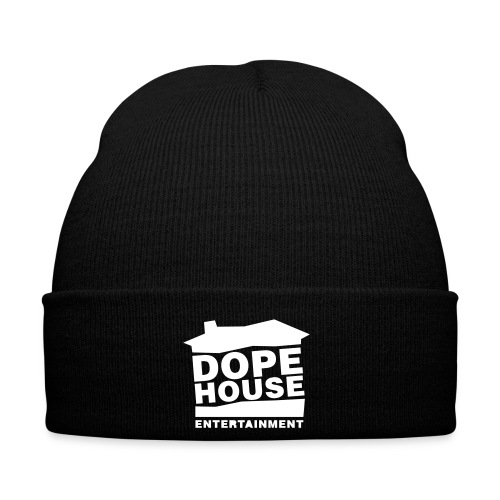 Dope House Logo klein - Wintermütze